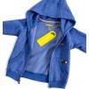 Chlapecká mikina LEMON BERET PASTELKA modrá
