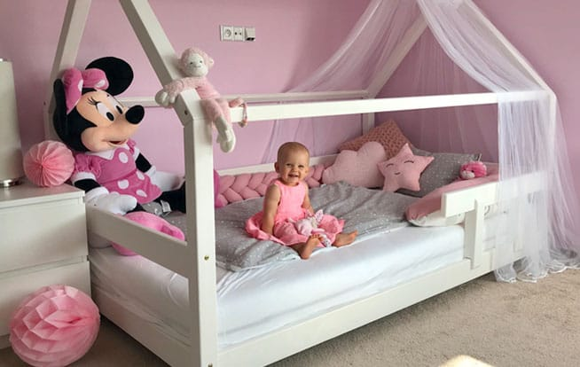 5 tips for choosing a suitable children's bed