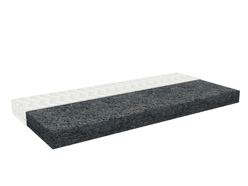 Baby cot mattress PONY 60 cm x 120 from horsehair
