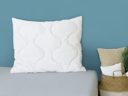 Exclusive 100% Woollen Pillow Hand-Stitched with Active Silver for All Year Long