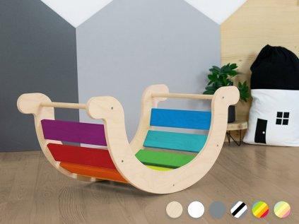 Children's Montessori Balance Swing YUPEE