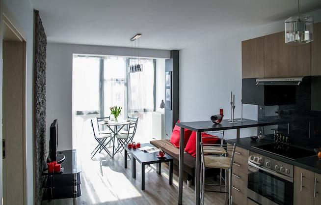 Jak efektně ušetřit prostor, když bydlíte v malém bytě