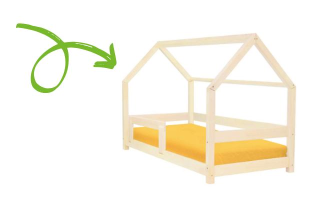 Představujeme: Ručně vyrobené dřevěné postele