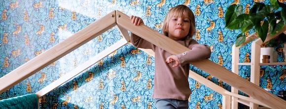 Lucka Feriková: Jak jsem tvořila pokojík pro svého syna Doriho?
