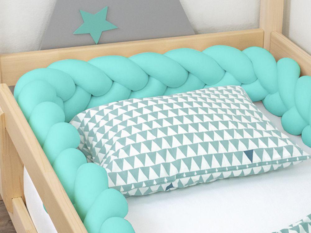 Dětský textil pro bezpečný spánek v maximálním pohodlí