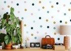 Designové samolepky na stěnu, které oživí každý interiér