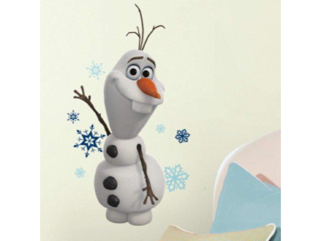 Samolepky na zeď s Disney motivem OLAF