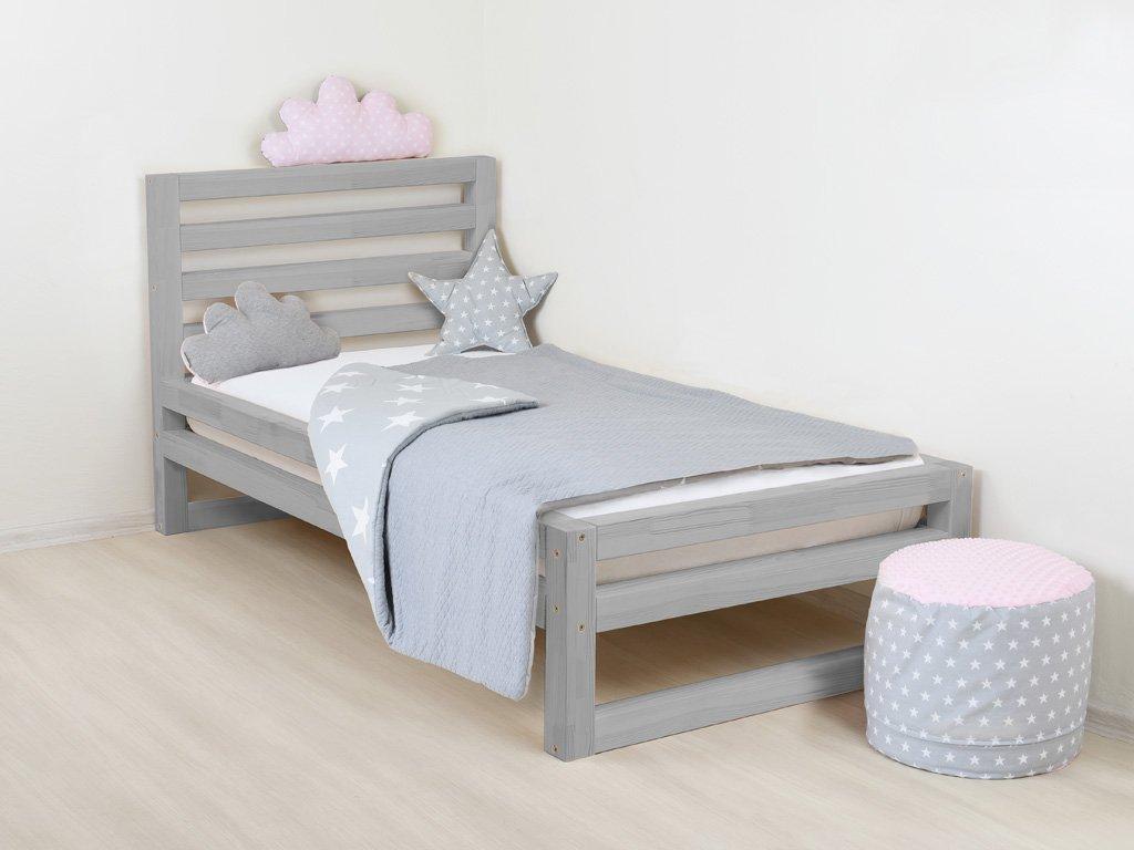 Dětská postel DeLuxe 70x160 cm
