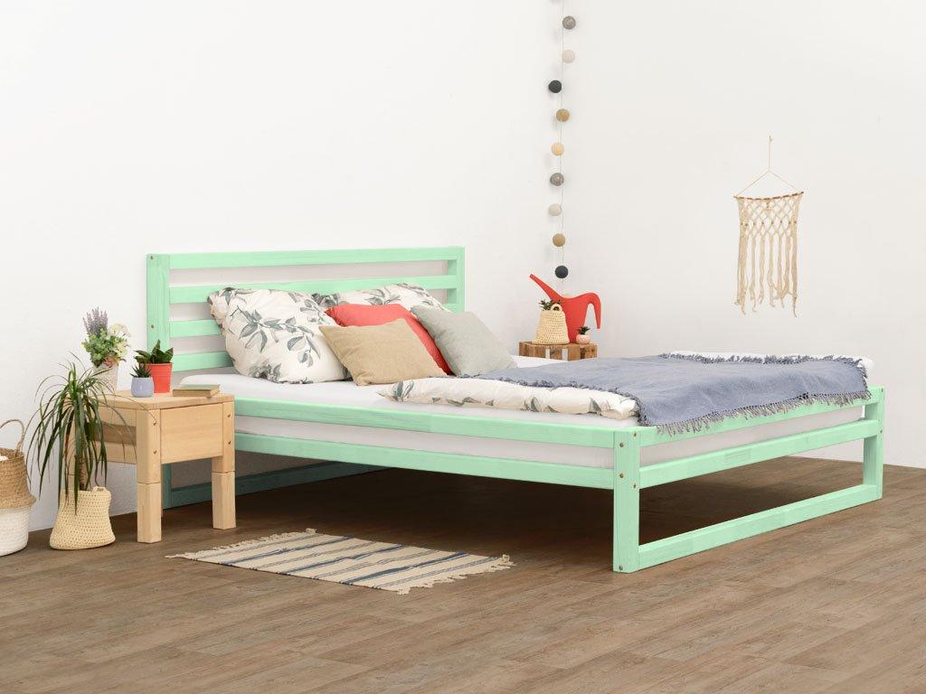 Dvoulůžková postel DeLuxe 200x200 cm