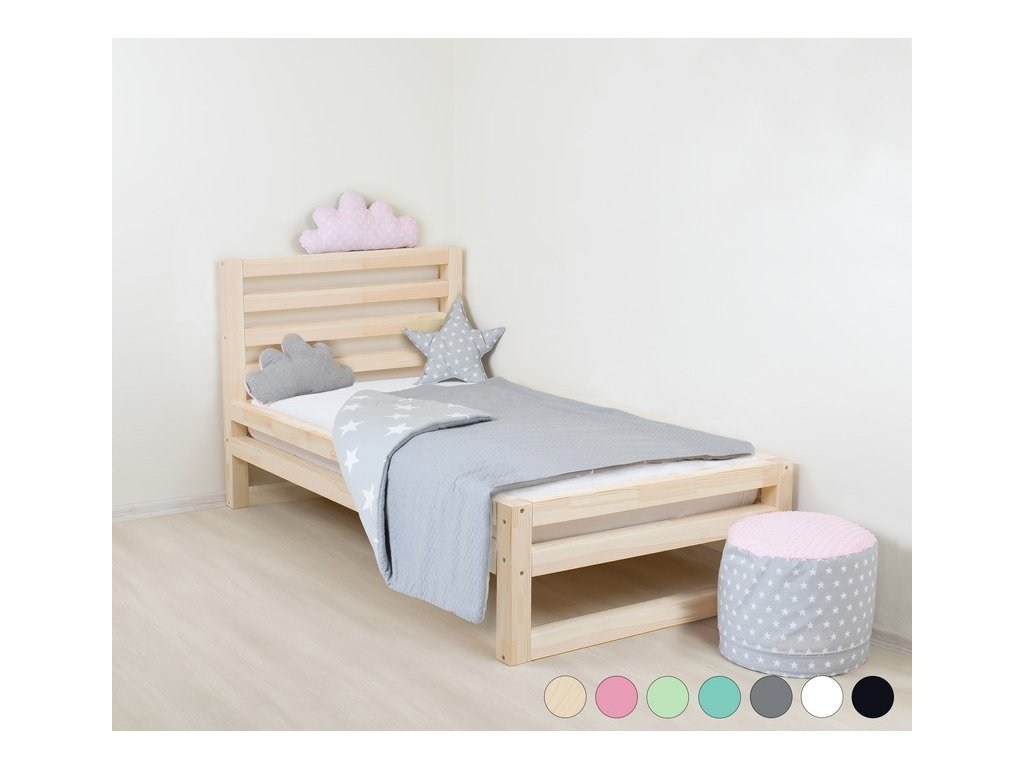 Dětská postel DeLuxe 120x200 cm