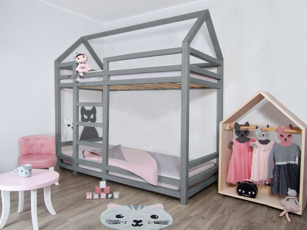 Patrová postel Twiny 120x190 cm