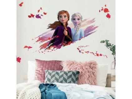 Samolepky na zeď s Disney motivem LEDOVÉ KRÁLOVSTVÍ