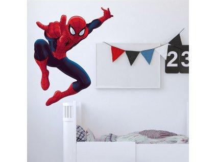 Nálepky na stěnu s Marvel motivem SPIDERMAN