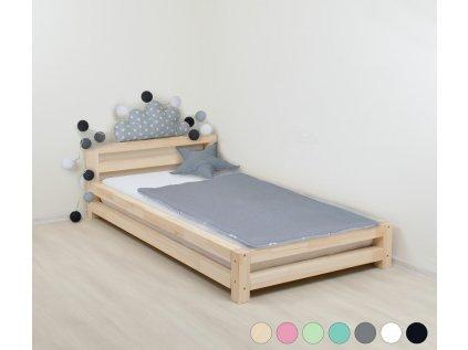 Jednolůžková postel Modern 120x190 cm