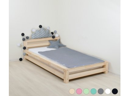 Jednolůžková postel Modern 80x200 cm