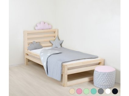 Dětská postel DeLuxe 90x160 cm