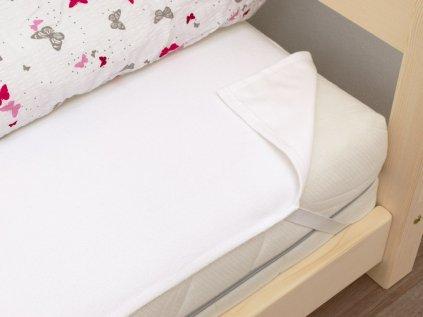 Nepropustný chránič matrace