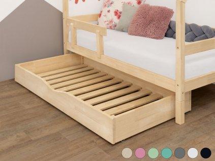 Šuplík Buddy 80x180 cm pod postel 80x200 cm