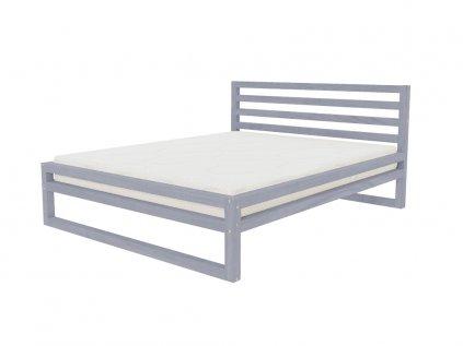 Dvoulůžková postel DELUXE Přírodní