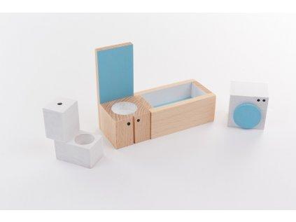 Stavebnice BUKO vybavení koupelny