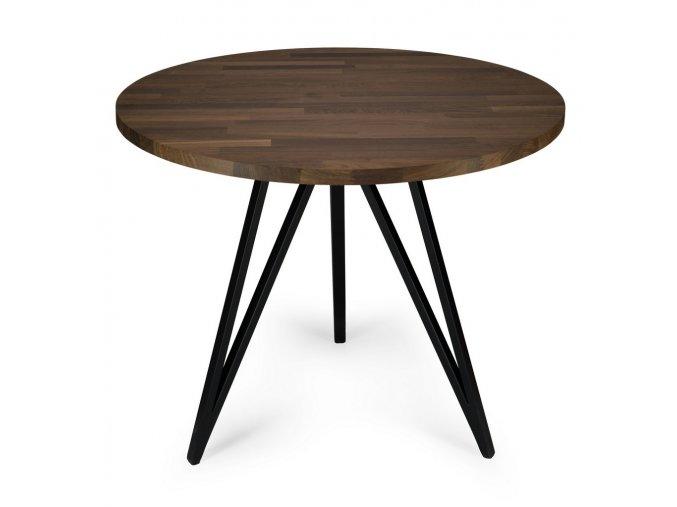 Jídelní Stůl Mine Wood černý dub