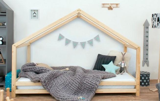 A házikóalakú ágyak története Hogyan születik az egyediség?