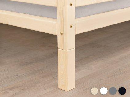 FOOTS kiegészítő lábak ágyhoz, 4 db