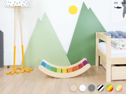 Egyensúlyozó montessori hinta ROKIT