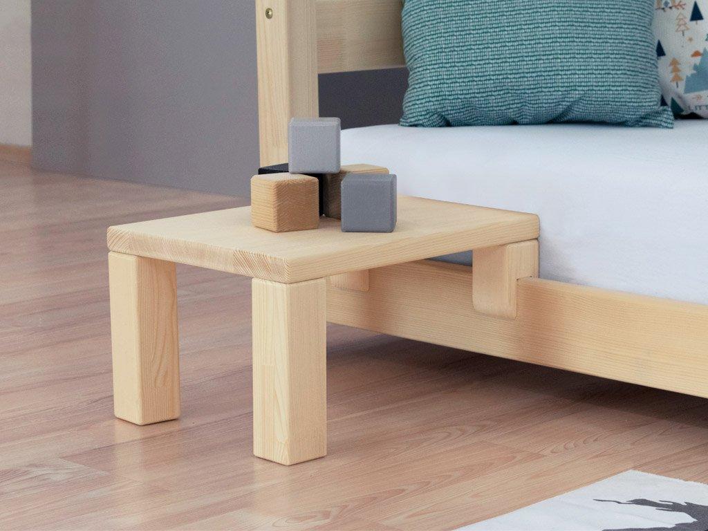Noptiera pentru paturi cu lamele NANOC
