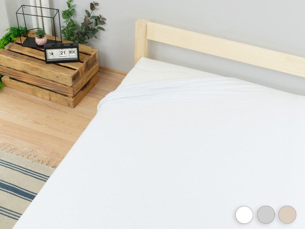 Lenjerie din JERSEY cusută manual pentru un pat dublu
