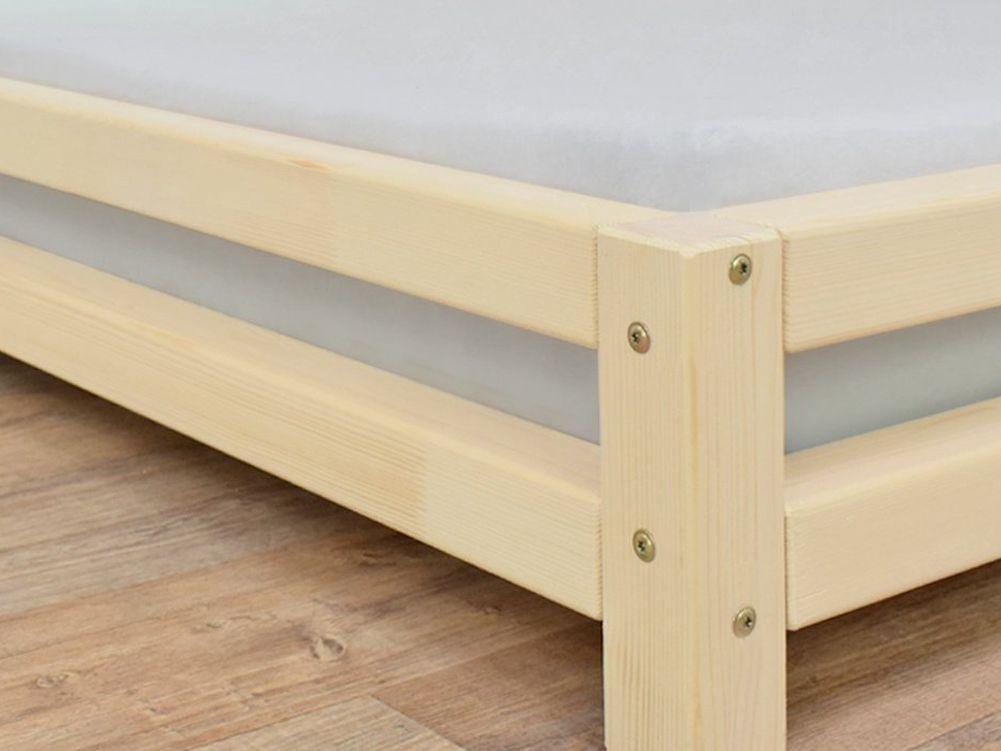 Zaspávajte na hebkem prestieradle z bavlny
