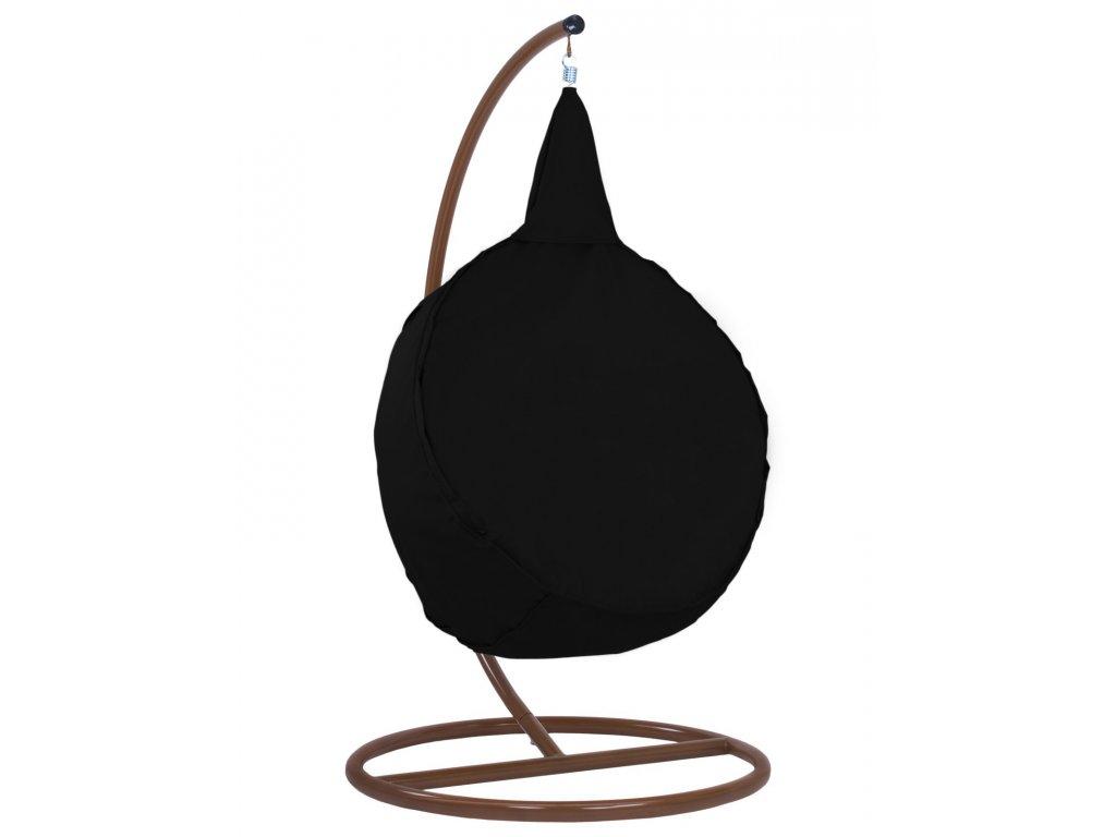 Ochranný obal pre závesné kreslo Elis čierny