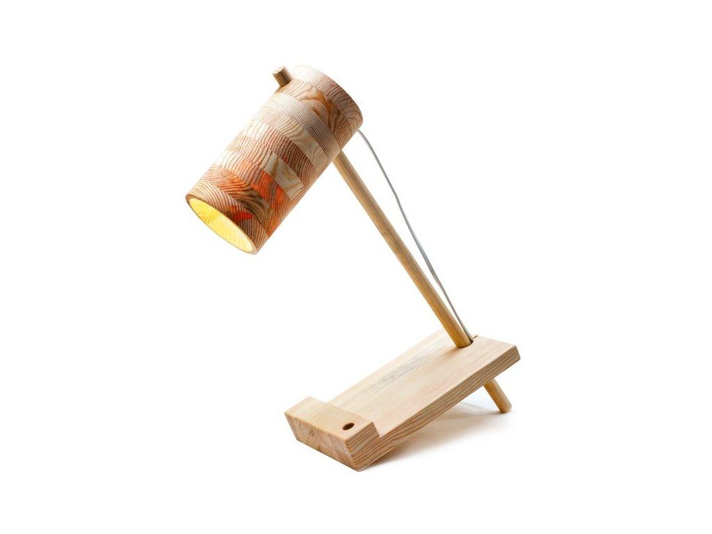 Stolná lampa Ananás