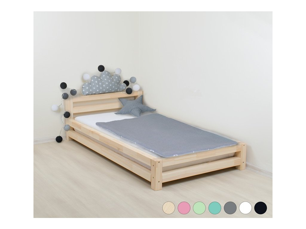 Jednolôžková posteľ Modern 90x200 cm