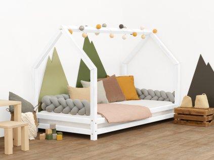Detská posteľ domček Funny 120x160 cm