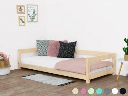 Dětská postel Study 70x160 cm