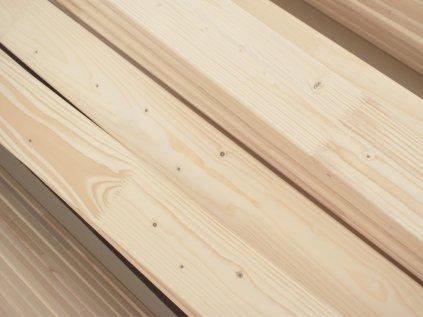 Detská jednolôžková posteľ s čelom Dreamy Prírodné