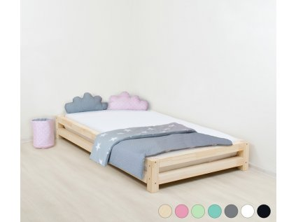 Detská posteľ Japa 70x160 cm