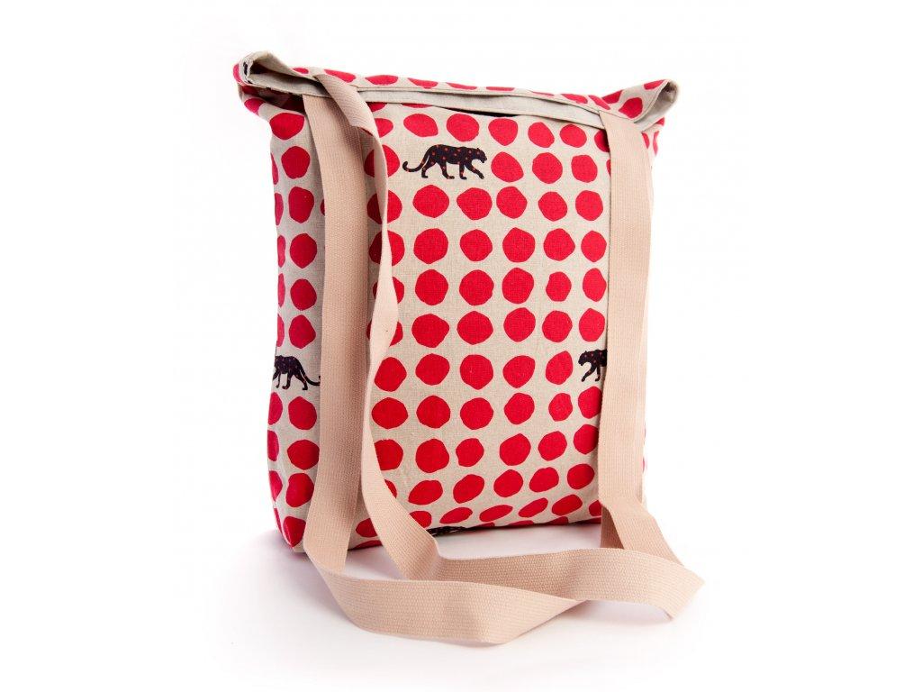 Gepard velký červený