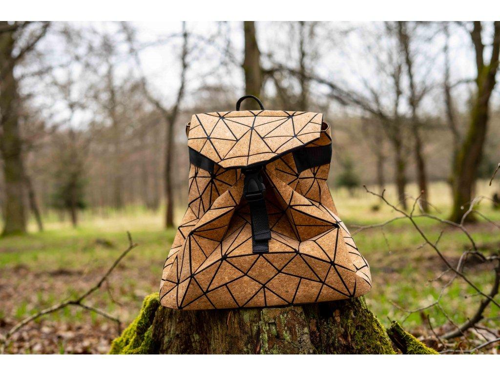 Korkový batoh Julie