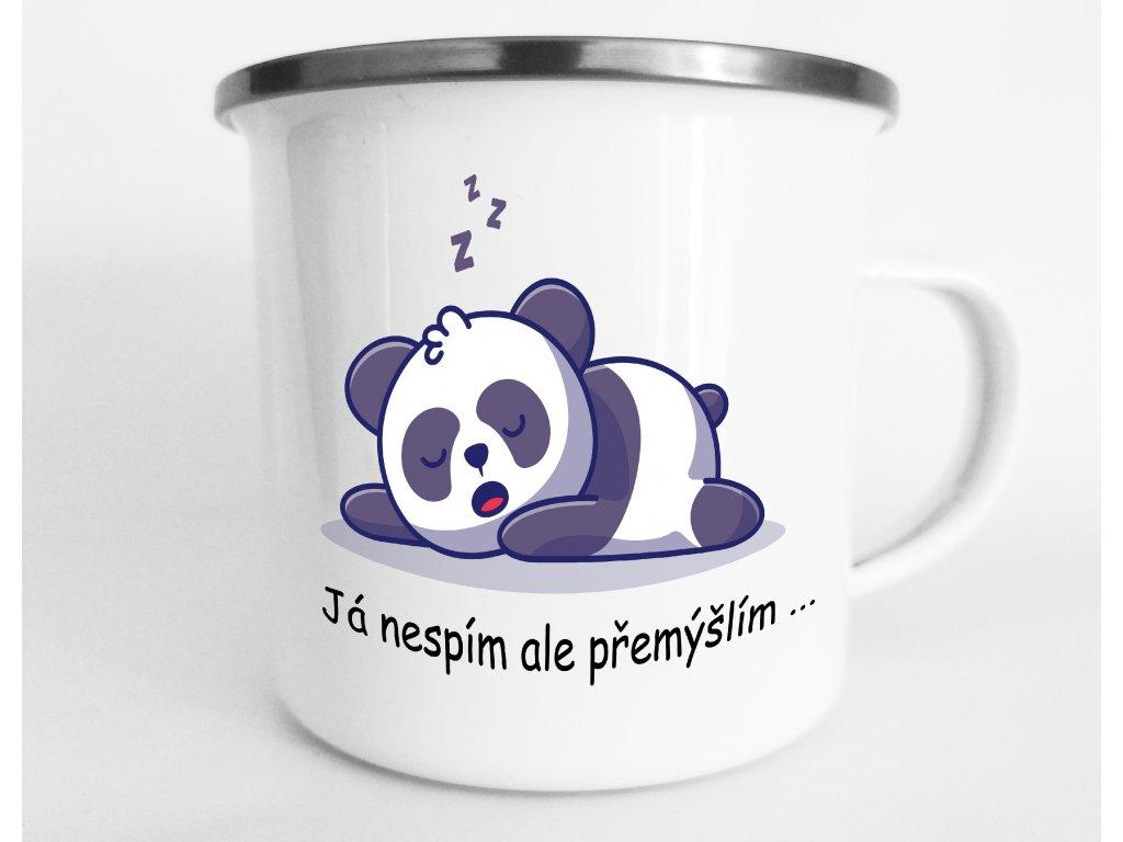 Panda Já nespím ale přemýšlím