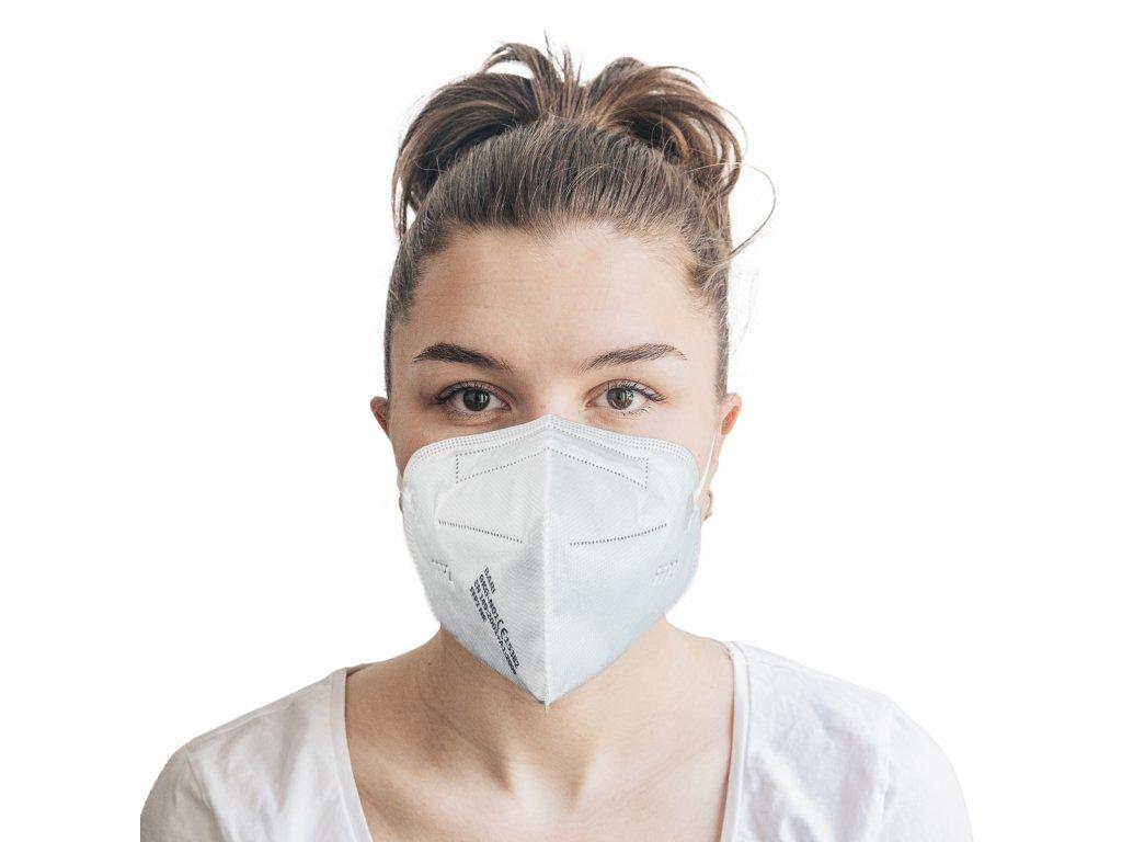 146 10x respirator ffp2 nr