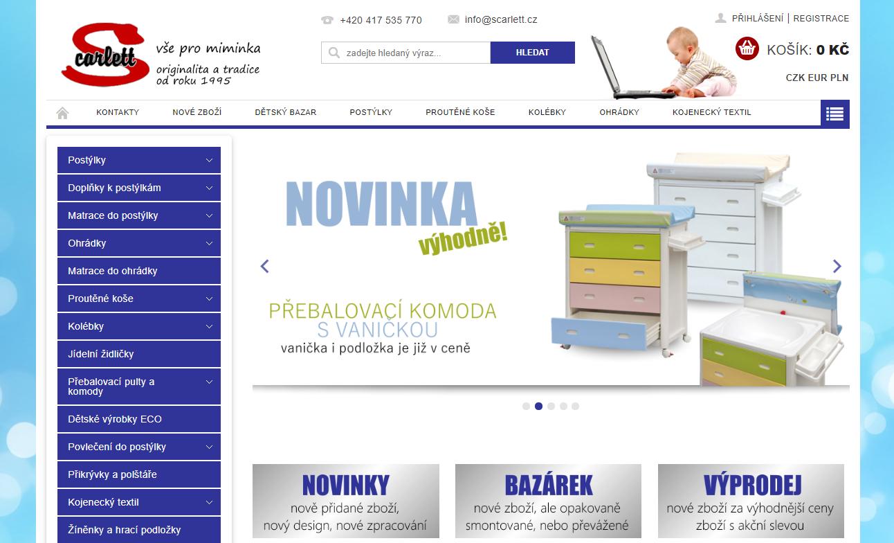 scarlett.cz