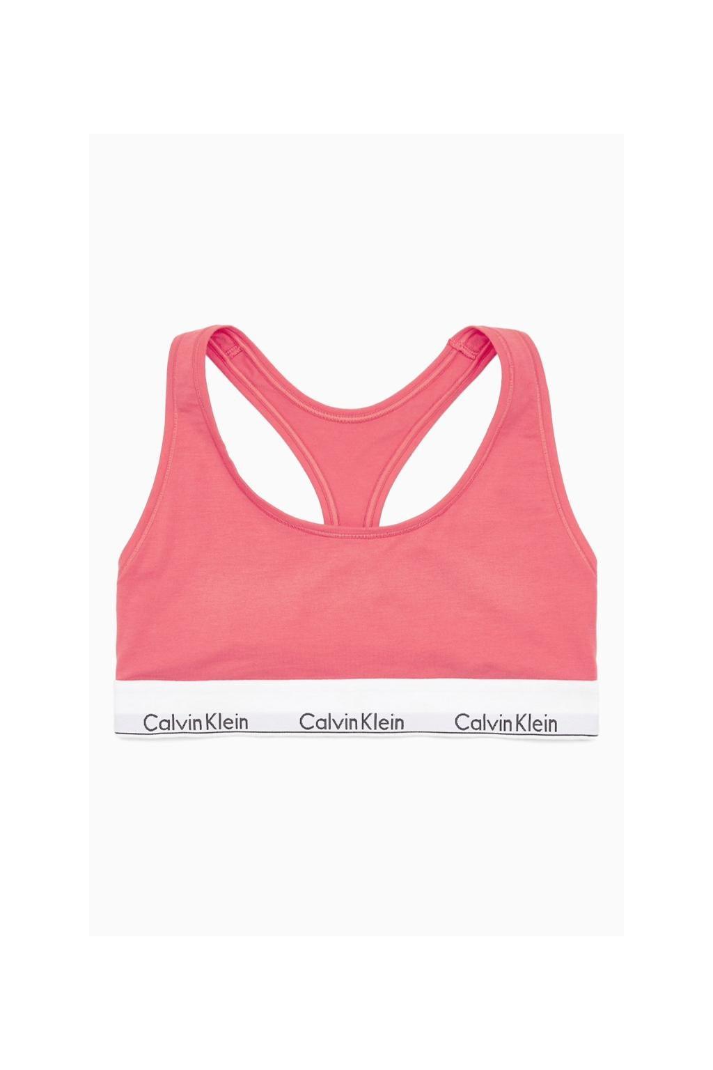 Calvin Klein Modern Cotton braletka - fire lily