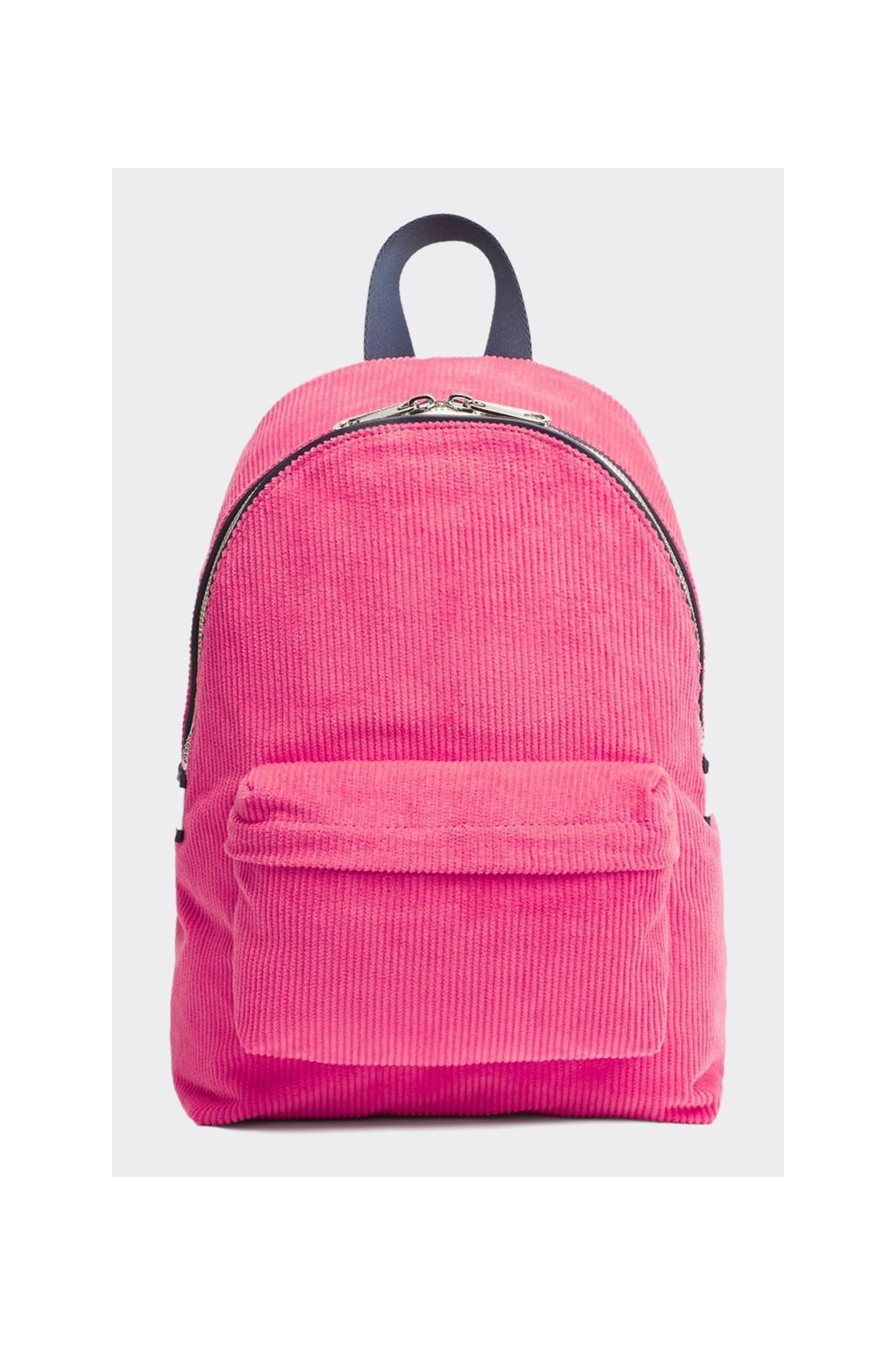 Tommy Jeans batoh - růžový