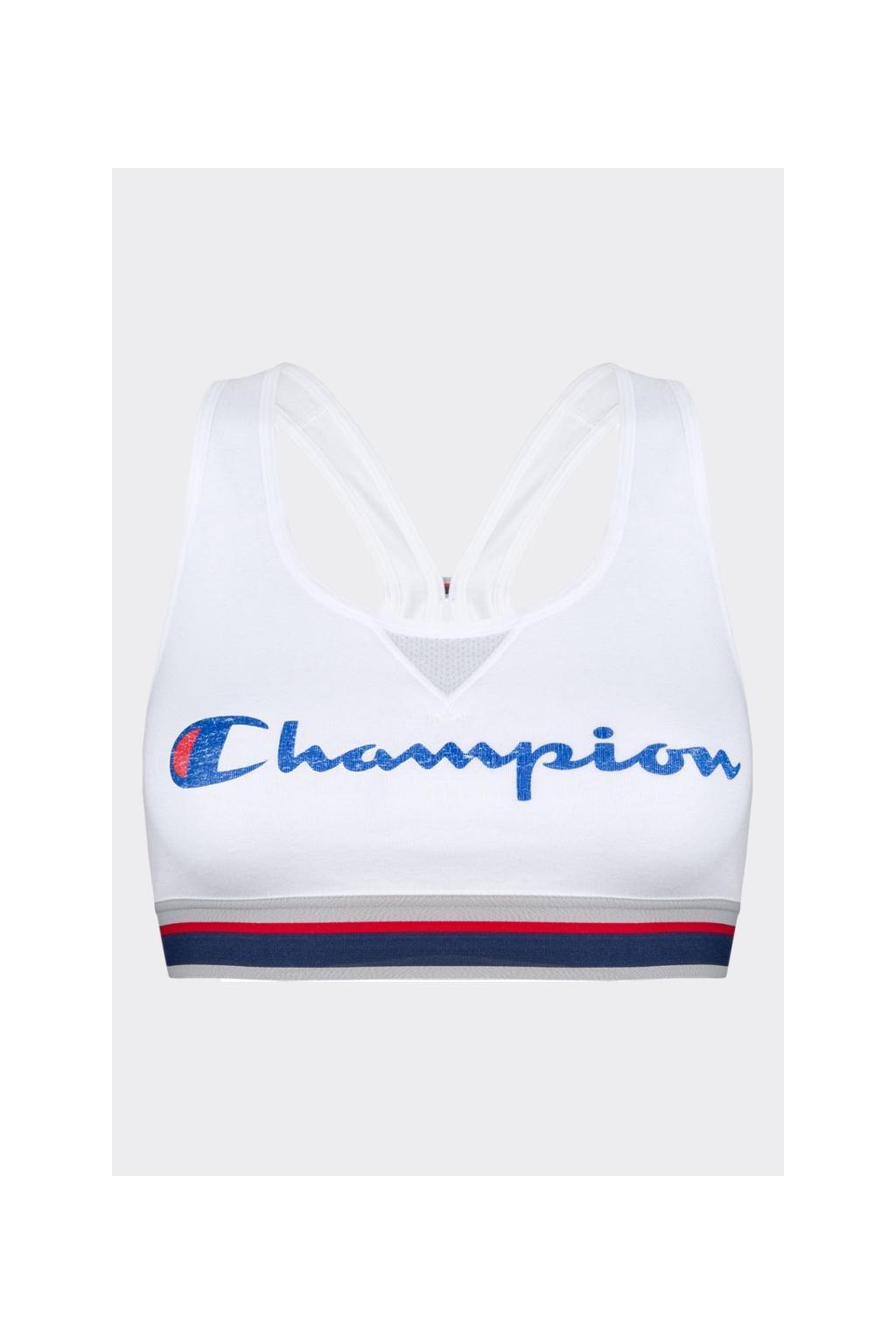 Champion sportovní podprsenka - bílá