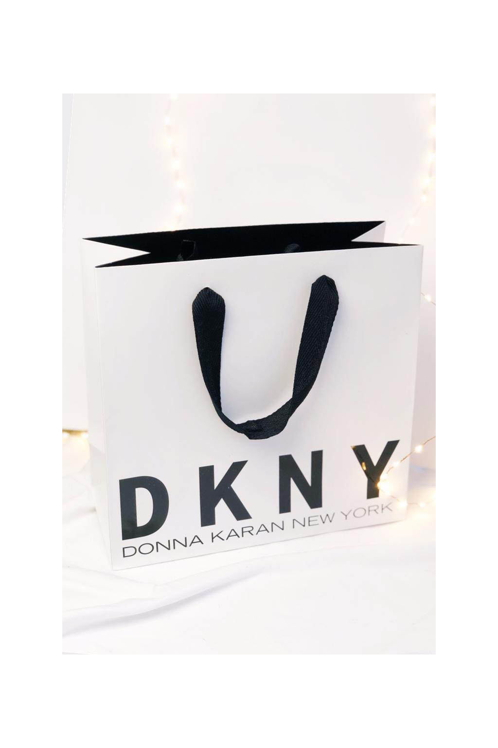 DKNY Luxusní Dárková taštička malá