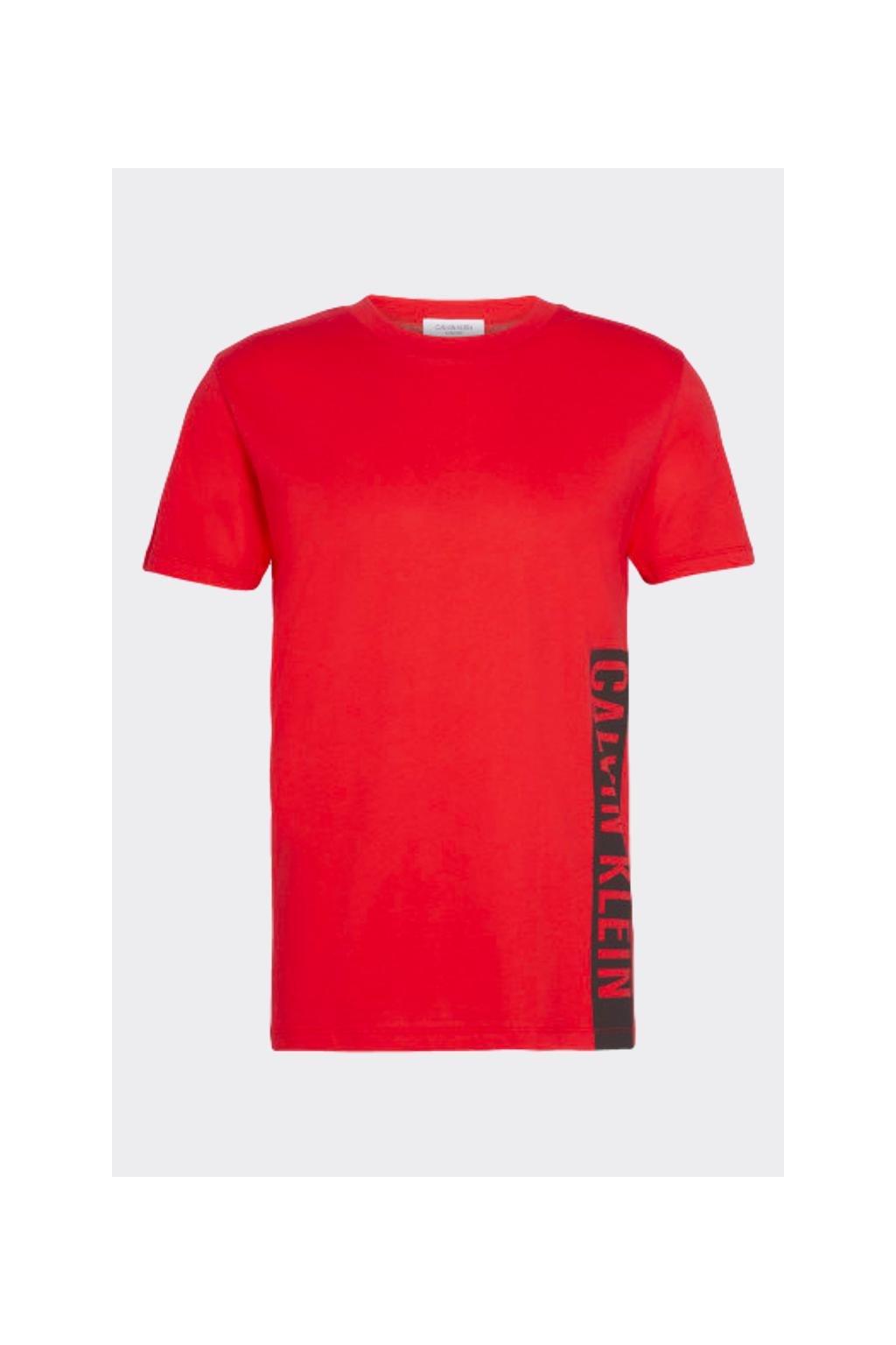 Calvin Klein tričko pánské - červené