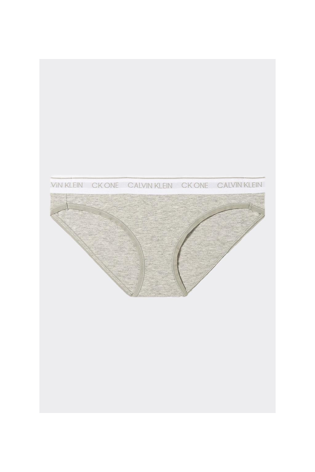 CK ONE kalhotky - šedá