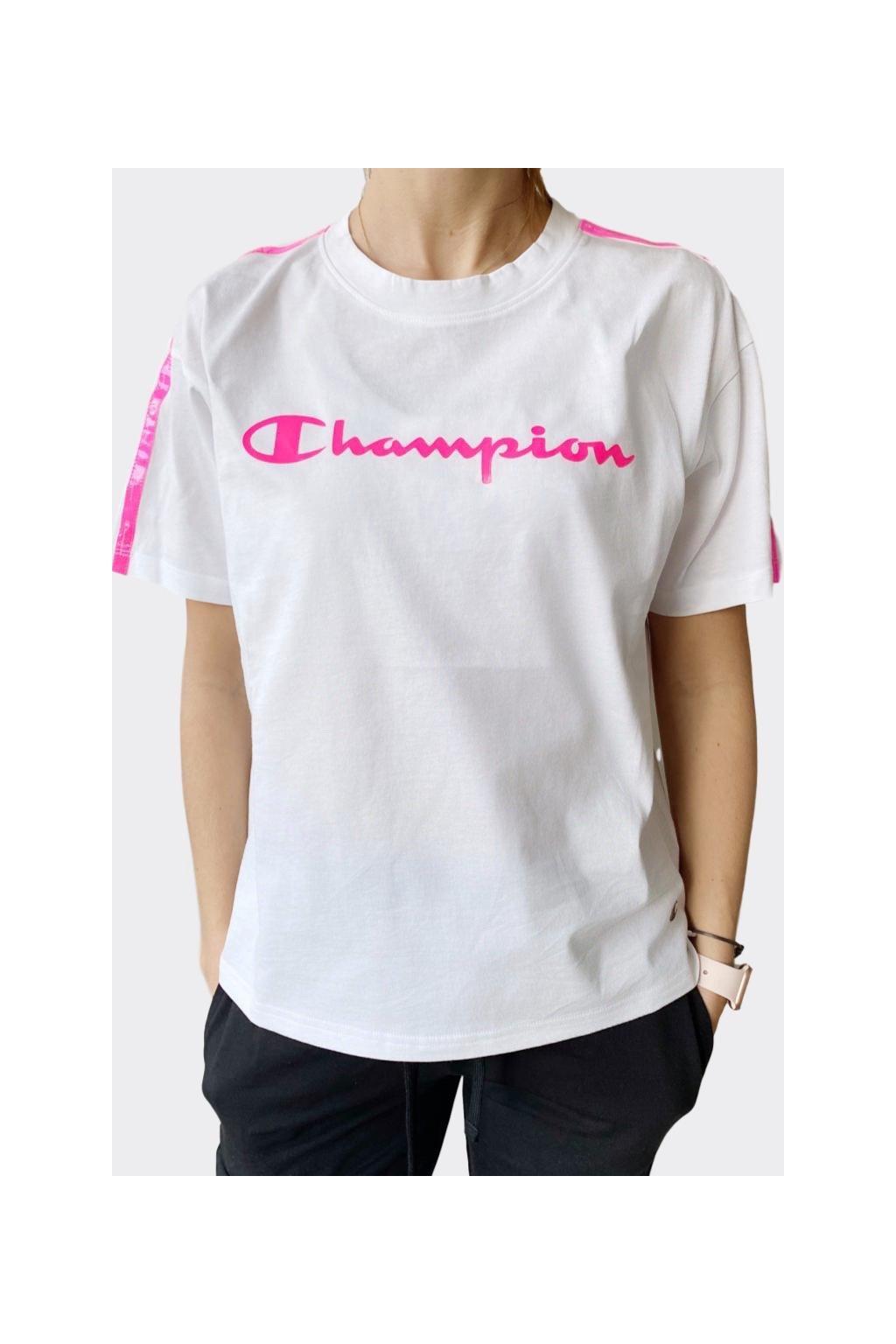 Champion dámské tričko - bílá